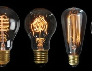 L' ampoule décoratif design