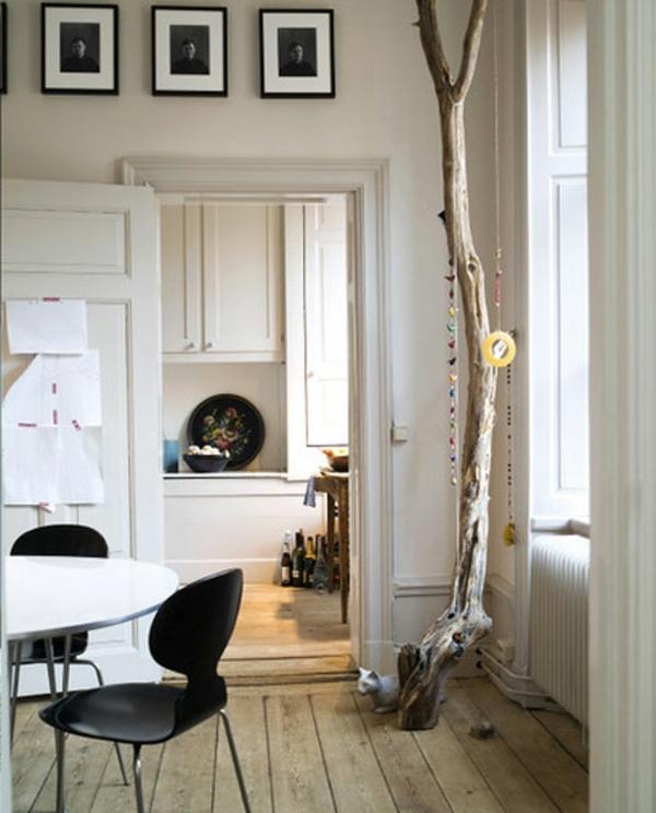 chaise-fourmi-et-décor-scandinave