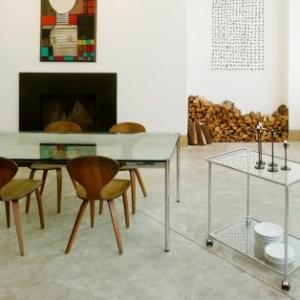 La chaise fourmi est un projet artistique intemporel