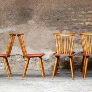 Le chaise bistrot - vintage meuble