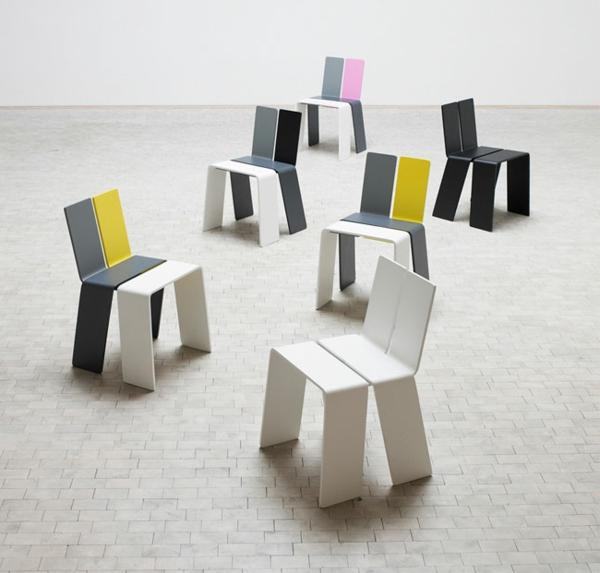 chaises-industrielles-élégantes