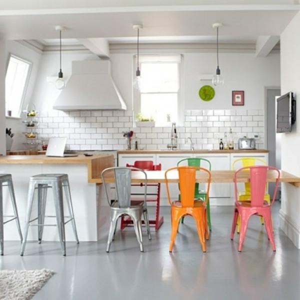 Chaises industrielles designs vintage et modernes for Industrielles design