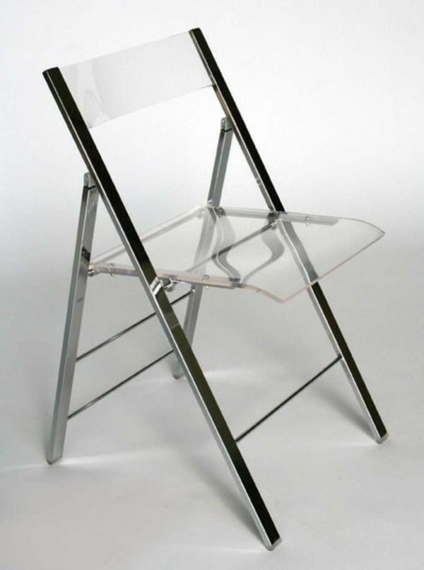 chaises-pliantes-chaise-acrylique-pliante