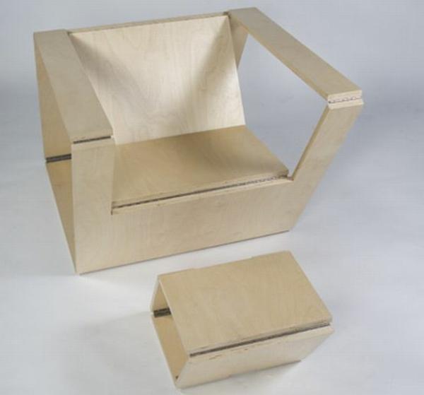 chaises-pliantes-chaise-pliante-et-tabouret-pliant