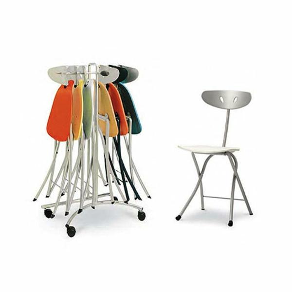 Chaises pliantes originales, designs vintage et modernes