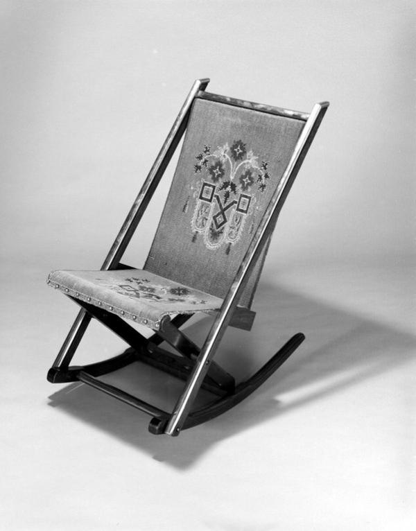 chaises-pliantes-une-chaise-vintage