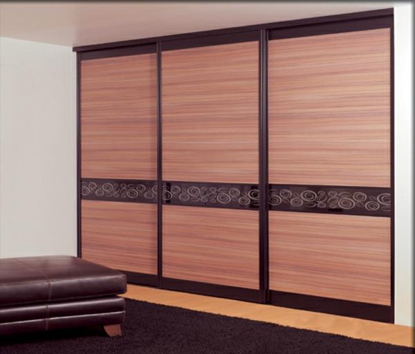 La porte de placard coulissante 104 cool mod les for Placard chambre moderne