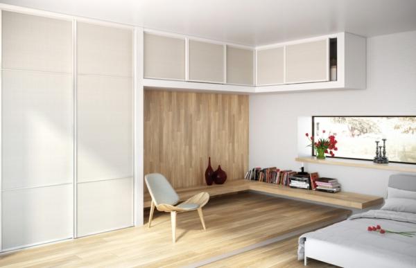 Placard Mural Chambre Good Chene Gris Chne Gris With Placard Mural - Petite porte de placard