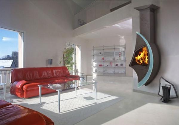 cheminée-suspendue-design-extravagant