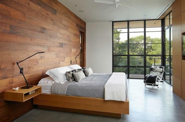 chevet-suspendu-intérieur-chaleureux-éléments-en-bois