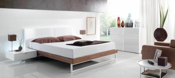 chevet-suspendu-chambre-à-coucher-blanche