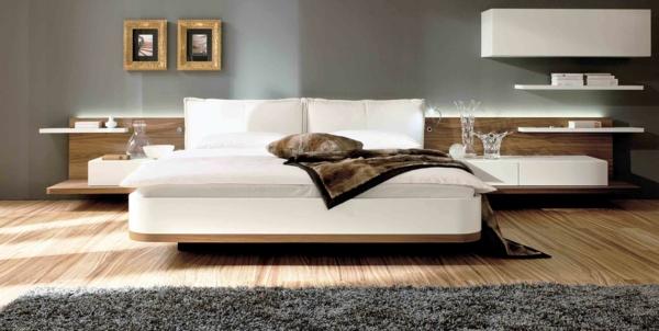 chevet-suspendu-et-rangement-flotant-au-dessus-d'un-lit-flottant