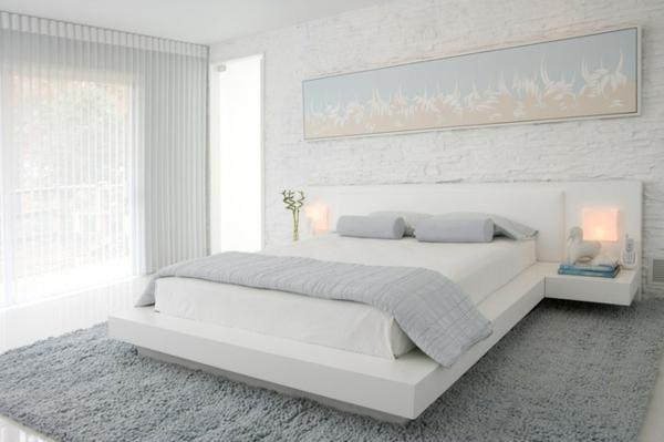 chevet-suspendu-intérieur-blanc-moderne