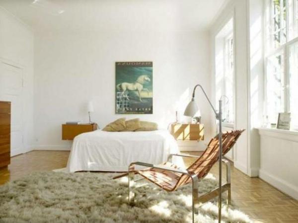 chevet-suspendu-tapis-beige-moelleux-peinture