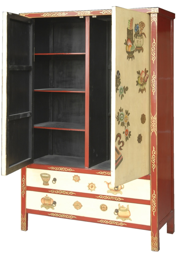 chinese-style-hand-painted-wardrobe-in-cream-