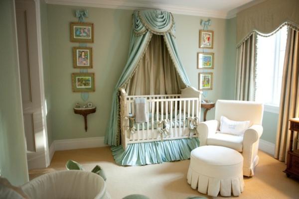 ciel-de-lit-bébé-magnifique-et-une-chambre-remarquable