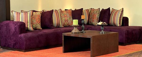 la dcoration marocaine chez vous salon marocain moderne - Salon Marocain Moderne Richbond