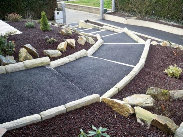 Diff rents bordures de jardin for Bordure pour escalier exterieur