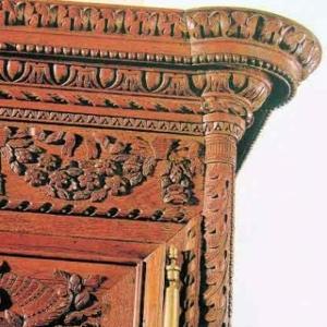 L'armoire normande - meuble classique