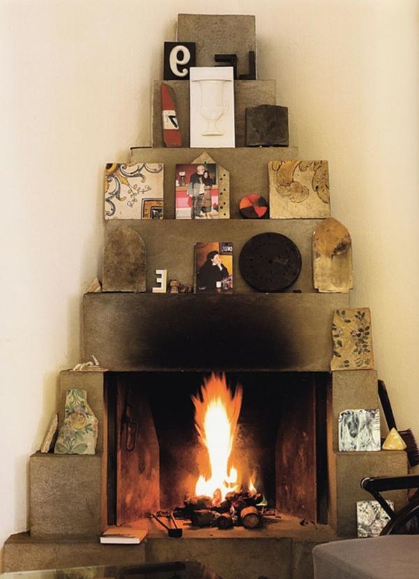 cool-idée-pour-une-cheminée-décorative