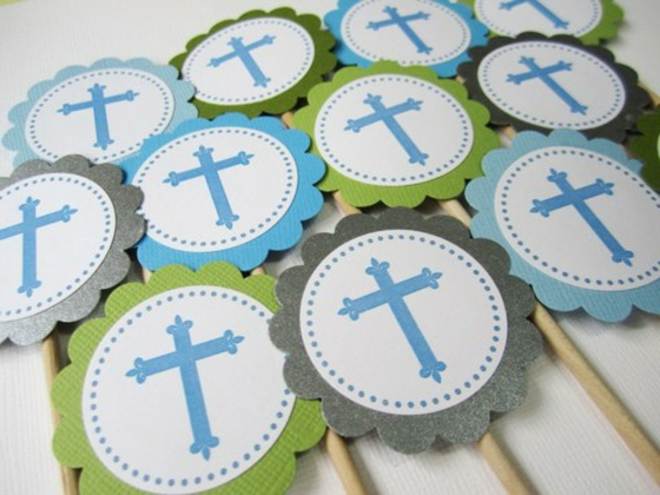 croix-décoration-de-baptême