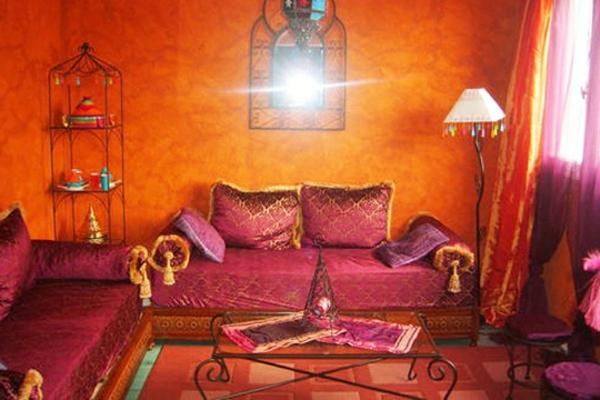 La d coration marocaine chez vous for Decoration chambre de nuit marocain