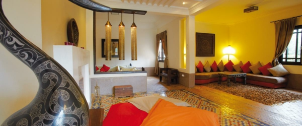 décoration-villa-marocaine