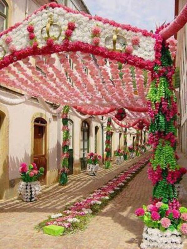 deco-de-mariage-à-l'extérieur-en-rose