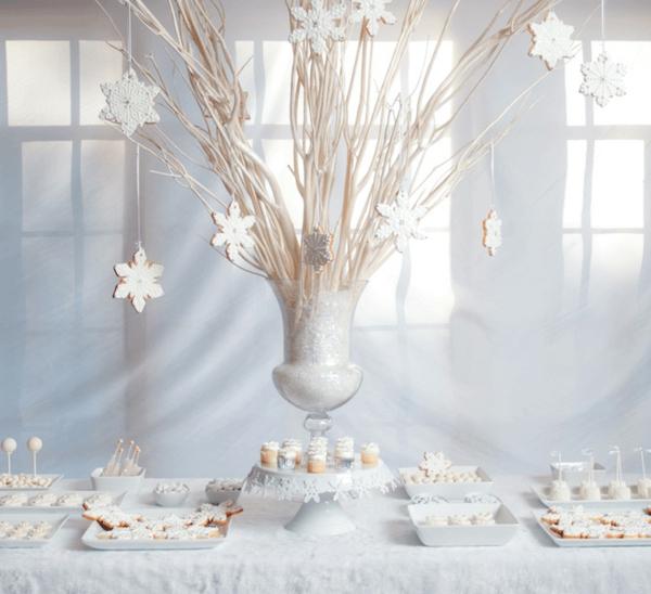 doux-nautre-déco-de-table-de-Noël
