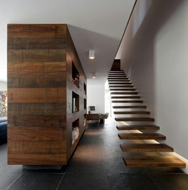 escalier-flottant-bois-sombre