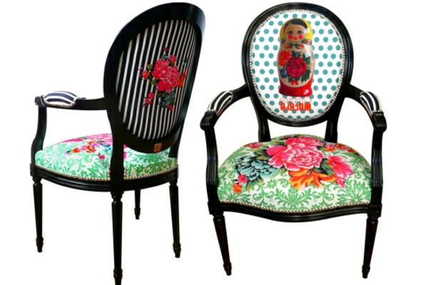 ★ Design de chaise médaillon – Archzine.fr