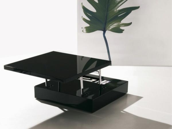 La table basse avec plateau relevable se soigne de vos - Table basse relevable avec rallonge ...