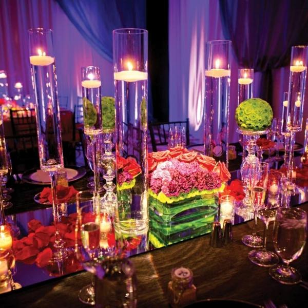 futuriste-décoration-floral-de-mariage