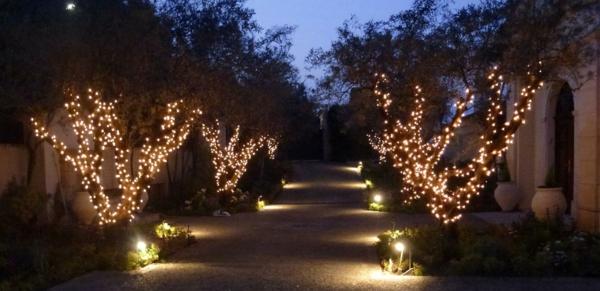 guirlande-lumineuse-d' extérieur-jardin