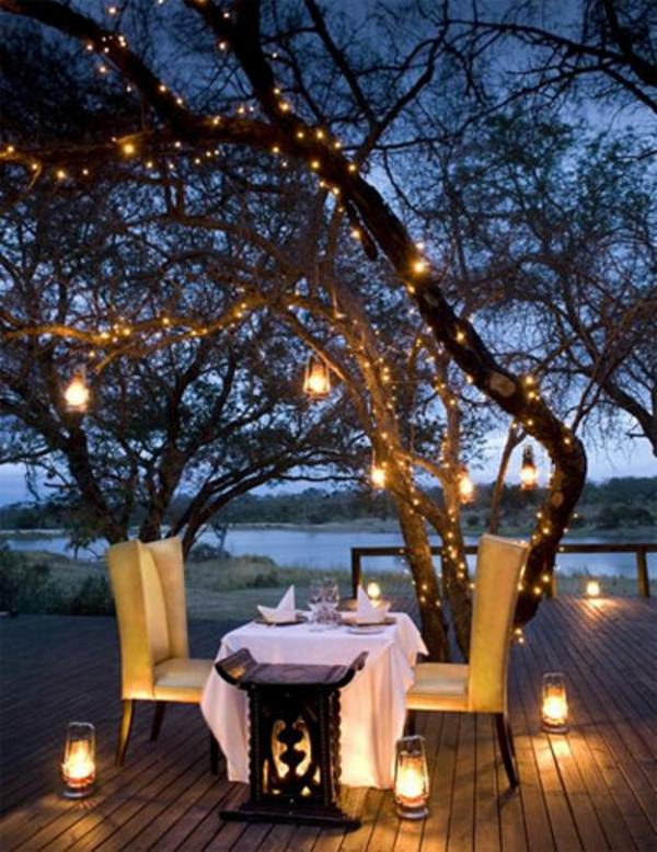 guirlande-lumineuse-d' extérieur-un-arbre-lumineux