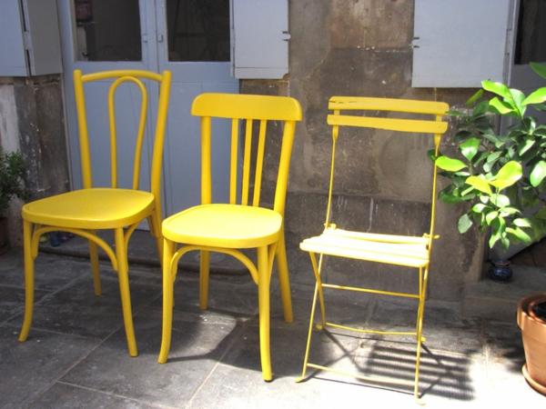 jaune-chaise-bistrot-
