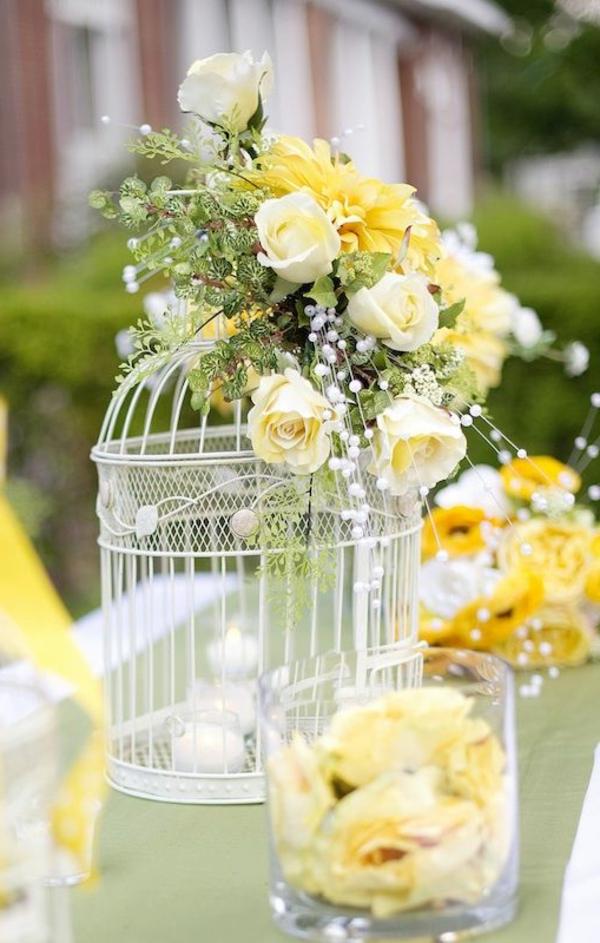 jaune-decoration-floral-de-mariage