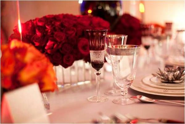 jaune-ecoration-floral-de-mariage