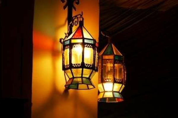 lampe-décoration-marocaine