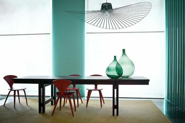 La suspension vertigo subtilit et chic contemporain for Suspension contemporaine salle manger