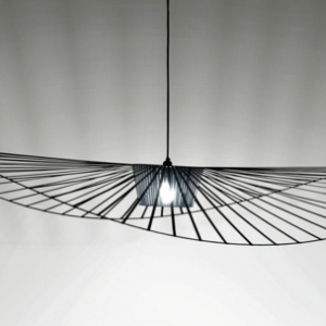 La suspension vertigo - subtilité et chic contemporain