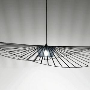 La suspension vertigo - subtilité et chic contemporain