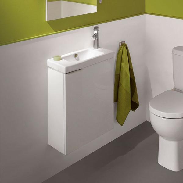 99 mod les de meuble lave main unique. Black Bedroom Furniture Sets. Home Design Ideas