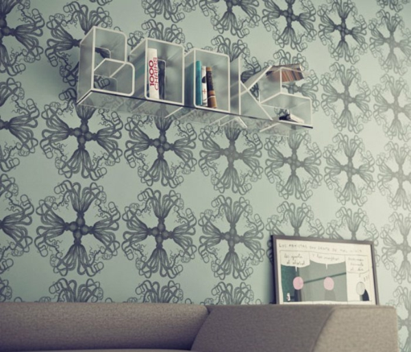 les lettres d coratives dans l 39 int rieur moderne. Black Bedroom Furniture Sets. Home Design Ideas
