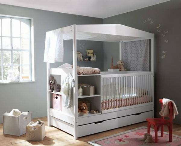 Diff rents mod les de lit volutif for Vertbaudet chambre bebe