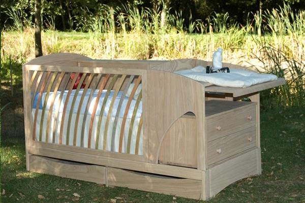 diff rents mod les de lit volutif. Black Bedroom Furniture Sets. Home Design Ideas