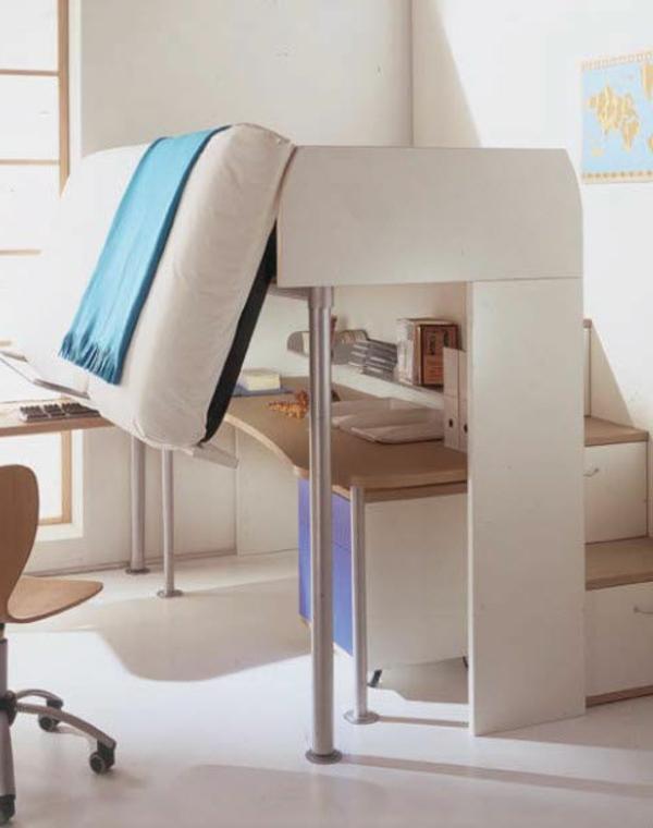 lit-mezzanine-et-bureau-en-blanc