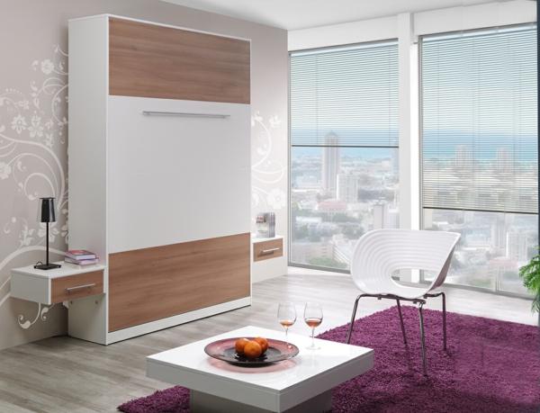 L 39 armoire lit escamotable pour plus d 39 espace - Maison de l armoire lit ...