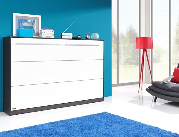 l 39 armoire lit escamotable pour plus d 39 espace. Black Bedroom Furniture Sets. Home Design Ideas