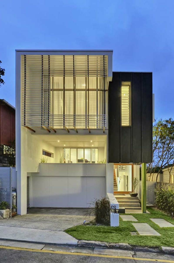 Luxury and Modern House Design in Queensland Contemporary Brisba